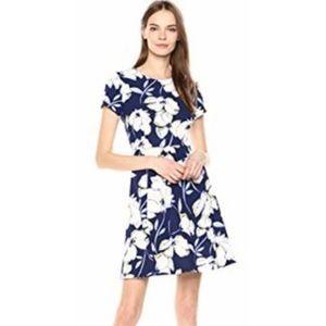 Stunning floral Eliza J size 12 dress